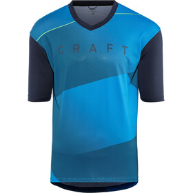 Craft Hale XT Maillot de cyclisme Homme, haven/blaze